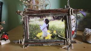how to make a country wood frame for your photos diy home tutorial guidecentral you