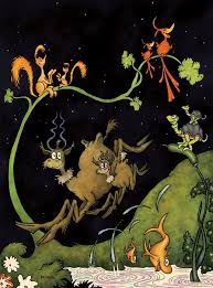 after dark in the park by theodor dr seuss