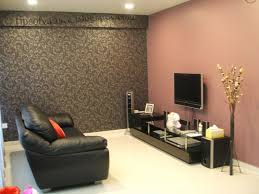 Small Picture Designer Wall Paints For Living Room Interior Painting