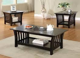 ... Coffee Table, Minimalist Fascinating Coffee Table Set Photo Flower Vase  Holder Good Materials Product Black ... Good Ideas