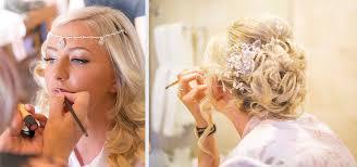 wedding hair at salas hair salon