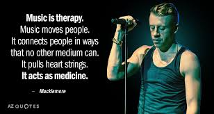 Quotes About Music Gorgeous TOP 48 MUSIC THERAPY QUOTES AZ Quotes