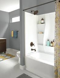 bathtub wall set delta how to install
