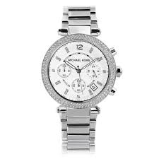 michael kors watches overstock com the best prices on designer michael kors women s mk5353 crystal bezel stainless steel chronograph watch