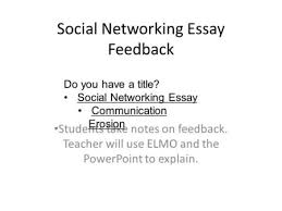 social networking dangers essay writing movie review thesis  negative effects of social networking sites for students