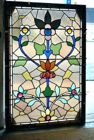 stained glass stained glass kits for window s old windows st