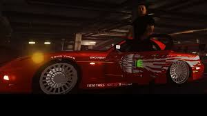 mazda rx7 fast and furious 6. gta 4 fast and furious 1 mazda rx7 movie car mod customizable paintjob enb series youtube rx7 6
