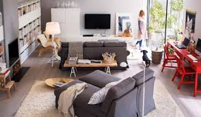 ikea living room design and decorating ideas you