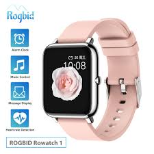 <b>Rogbid Rowatch 1</b> Smart Watch Men Women Sport Clock GPS APP ...