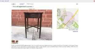 Bizarre Nightstands on Craigslist Now Hidden in LA & NY