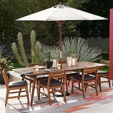 west elm patio furniture.  Furniture The Most Mid Century Outdoor Dining Sets Auburn West Elm For Contemporary  Intended Furniture Decor And Patio