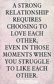 Quotes About Choosing Love Amazing Strong Relationship Quotes Impressive Strong Relationship Quotes