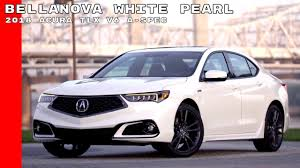 2018 acura exterior colors. unique 2018 2018 acura tlx v6 aspec  white pearl color throughout acura exterior colors