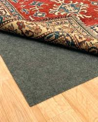 padded non slip rug pad pads rugs area 5 7 8 in outdoor furniture magnificent padded non slip rug pad