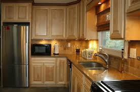 Small Picture Light Brown Cabinets Kitchen Remodeling Trends Also Decorating