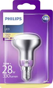 Philips Lighting Led Eec A A E E14 Reflector 38 W 28 W Warm White ø X L 50 Mm X 85 Mm 1 Pcs