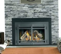 convert fireplace to gas burning ing cost back wood sve
