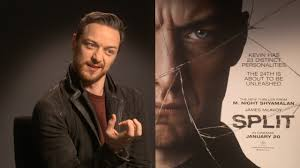 Night shyamalan and stars samuel l. James Mcavoy Gets In The Headspace Of Split Youtube
