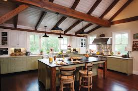 Small Picture How to design a rustic yet modern kitchen New Hampshire Home