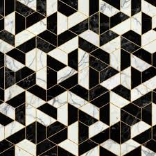 black and white tile floor texture. [ Geometric Black, White, And Gold Tiles ] Black White Tile Floor Texture A
