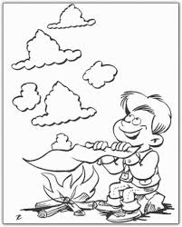 Small Picture Cub Scout Coloring Pages Bestofcoloring throughout Boy Scout