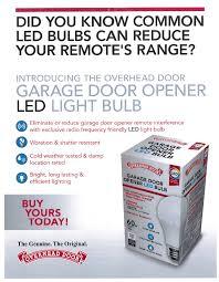 garage door opener bulbLED Bulb Designed For Your Garage Door Opener