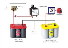 dual marine battery wiring diagram isolator within releaseganji net dual boat batteries wiring diagram dual marine battery wiring diagram isolator within