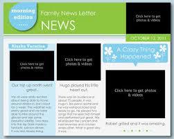 Microsoft Word Newsletter Word Document Newsletter Templates Free Studiojpilates Com