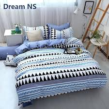 black and white striped duvet cover black white striped duvet cover set modern chic reversible geometric printed bedding set soft bed cover queen king king