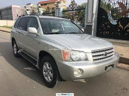 Toyota Highlander Limited 2003 tax paper in Phnom Penh on Khmer24.com