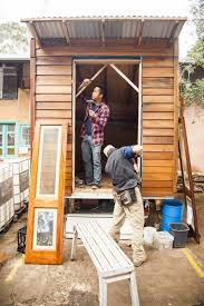 tiny house workshop. Tiny House By The Bower And Upcyclist In Sydney Workshop