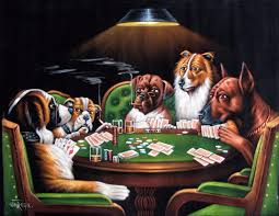dogs playing smoking art coolidge mexican black velvet oil painting hj with dogs playing cards