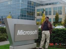 microsoft seattle office. usa7 visit to microsoft office at seattle