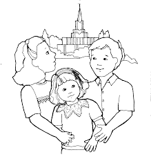 Small Picture Book Of Mormon Coloring Pages Lds Coloring Pages Friend Issues