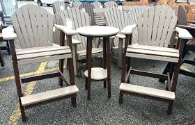 balcony table sets patio table and chair sets