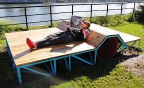 urban furniture designs. Reshtki Turns Unwanted \u201ctrash\u201d Into Comfortable And Stylish Urban Furniture | Inhabitat - Green Design, Innovation, Architecture, Building Designs V