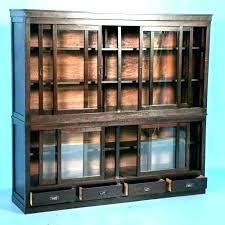 small glass door cabinet target bookshelf with doors excellent narrow bookcase black glass door and small small glass door cabinet