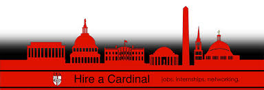cardinal connection office of career services hire a cardinal is cua s online recruiting software this system allows employers to post full or part time jobs and internships set up on campus