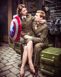 matching avengers costumes for