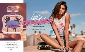 introducing tease dreamer eau de parfum starring taylor hill hot and hazy in the