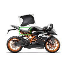sofarider gel seat cover for ktm rc 200 390 rider seat