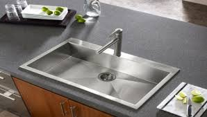 Buying The Best Stainless Steel Sinks  HouzerBest Stainless Kitchen Sinks