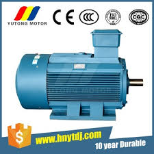 ac electric motor. 1000kw 3 phase induction motor ac electric for water pump p
