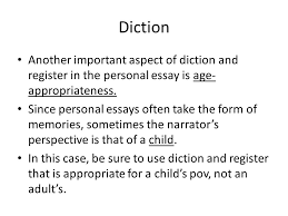 style diction tone eng prof sarah valentine ppt 7 diction