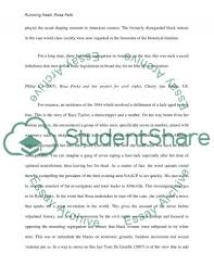 historiography paper on rosa parks essay example college examples of historiographical essays