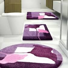lavender bathroom rugs unique purple