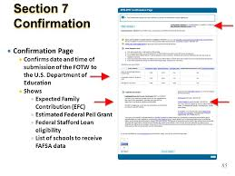 Estimated Expected Family Contribution Efc Chart 2016 What You Need To Know About Financial Aid For Ppt Download