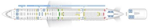 Airbus A340 Jet Seating Chart Lufthansa Fleet Airbus A340 600 Details And Pictures