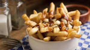 culture why is canadian english unique   poutine is the quebec french word for a popular fast food snack across