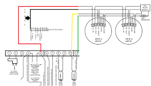 how do i install a wire smoke on my vista p system alarm grid wire the smokes as shown in the diagram and perform the following programming